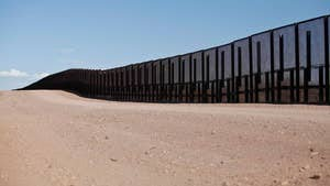New border wall about to be built in south Texas