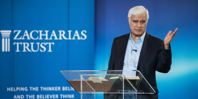 Ravi Zacharias died May 19, from a rare form of cancer.
