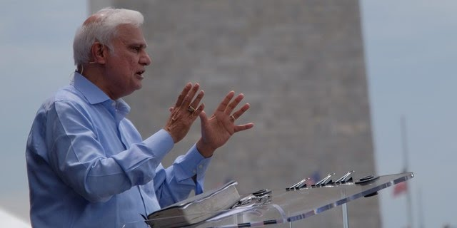Ravi Zacharias died on May 19 from a rare form of cancer.